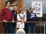 WWF international deputies listen to complaints from global south