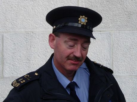 Garda Sergeant Dave Condren, whose lack of integrity<br/> and intellectual capacity means he is happy to be<br/> incapable of breaking out of the mould of your<br/> stereotypical copper ... the bully.