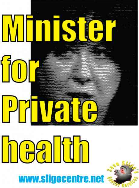 Mary Harney: Minister for Private Health