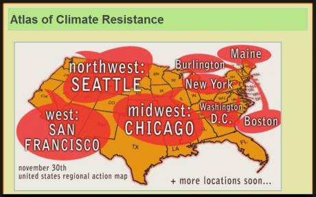 N30 Global Day of Action on Climate Crisis - Climate resistance atlas (you have to love it)