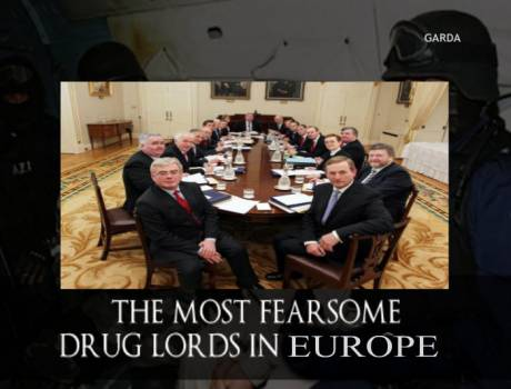 Most Fearsome Drug Lords of Europe