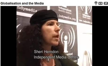 Globalisation and the Media (Undercurrents vid about Indymedia)