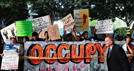 Occupy Everything: 'US protests have explosive potential'