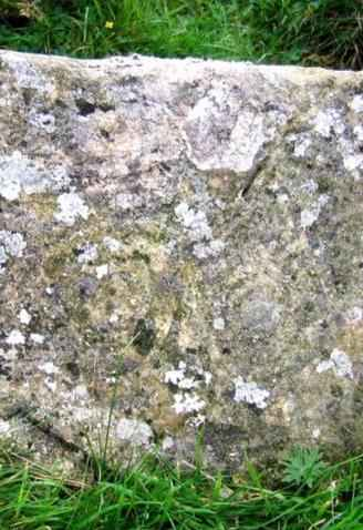 Stone with Neolithic Art, Banagher