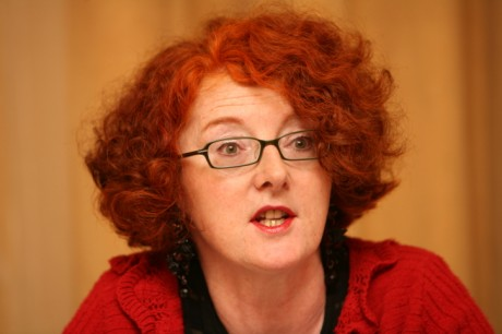 Máire O'Connor,author and health policy analyst
